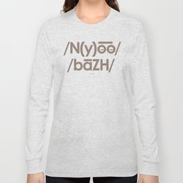 new beige  Long Sleeve T-shirt