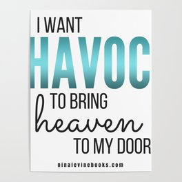 Havoc Poster