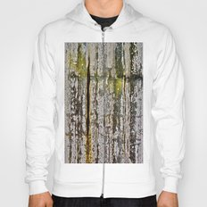 Moss Abstracted Hoody
