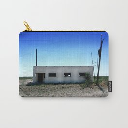 Somewhere on the Old Pecos Highway #2 Carry-All Pouch