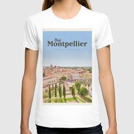 Visit Montpellier T-shirt