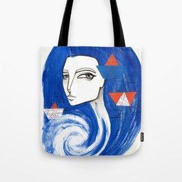 Sou Mar Tote Bag