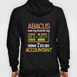 Abacus Accountant accountig financial Hoody