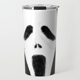 GHOSTFACE - Watercolor Travel Mug