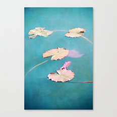 feel like summer Canvas Print