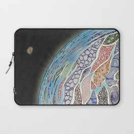 Silence and tranquility Laptop Sleeve