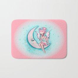 Fairy on the Moon Bath Mat