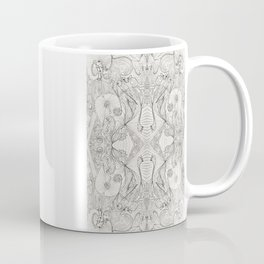 Lines (oh, let's enjoy the wild unknown, baby!) Coffee Mug