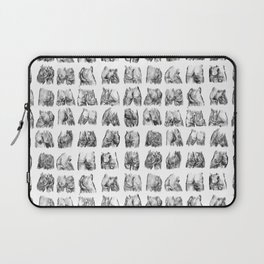 Ink Butts Laptop Sleeve