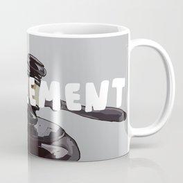 7 Banned Words: Entitlement Coffee Mug