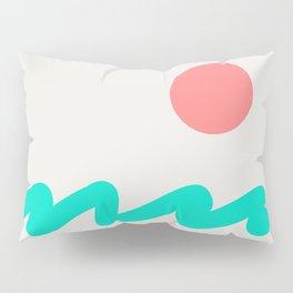 Abstract Landscape 08 Pillow Sham