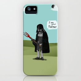 I am your Farmer iPhone Case
