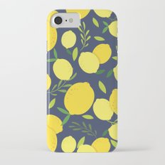 Freshly Picked Lemon Slim Case iPhone 7