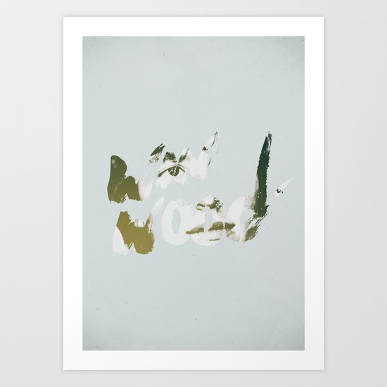 Winwood Art Print