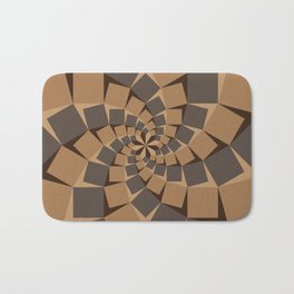 ChocoChecker Bath Mat