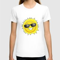sunglasses T-shirts featuring sunglasses on by Li-Bro
