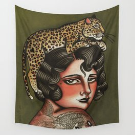 Quiet Wild Wall Tapestry