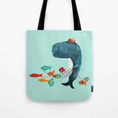 My Pet Fish Tote Bag