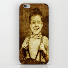 My First Suspenders iPhone & iPod Skin