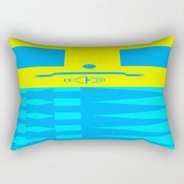 Kiiroi Dachi Rectangular Pillow