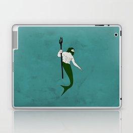 Merman Banner Laptop & iPad Skin