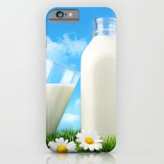 Funny Fresh Milk Slim Case iPhone 6s