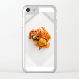 Kimchi Clear iPhone Case