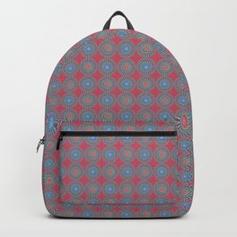 Spinners Pattern Backpack