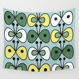 simply butterfly pattern Wall Tapestry