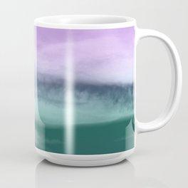 Unicorn Ocean Love #1 #abstract #decor #art #society6 Coffee Mug