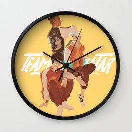 Team Avatar - Boys Wall Clock