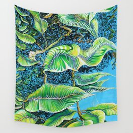 Julie's Jungle Wall Tapestry