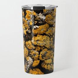 Gold Stone Mold Travel Mug