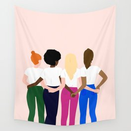 I GOT YOUR BACK Wall Tapestry
