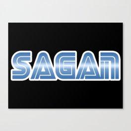 Sagan Canvas Print