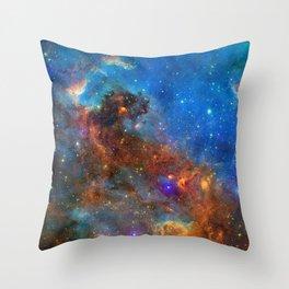 North America Nebula Throw Pillow