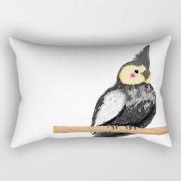 Cacatua Rectangular Pillow