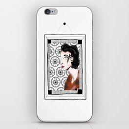 Ladies who Leisure part 2 iPhone Skin