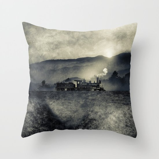 Chapter II Throw Pillow