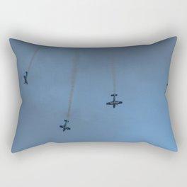 Blades Stunt Team Rectangular Pillow