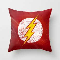 Flash classic Throw Pillow