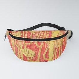 Hygieia - Gustav Klimt Fanny Pack
