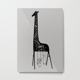 Dream High Metal Print