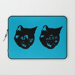 Tortoiseshell Kitty Laptop Sleeve