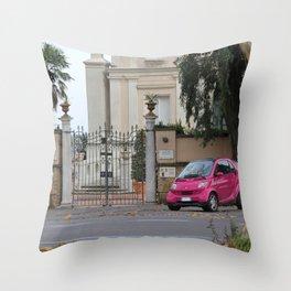 gianicolo Smart Throw Pillow