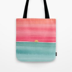 #83. ANNE MARIE - Sunset Tote Bag