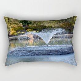 Muscogee (Creek) Nation - Honor Heights Park Azalea Festival, No. 03 of 12 Rectangular Pillow