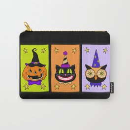 Vintage Halloween  Carry-All Pouch