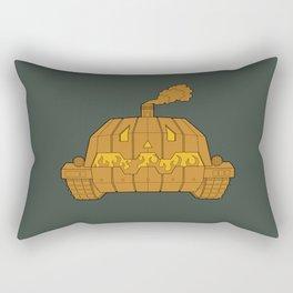 Jack-o-bot Rectangular Pillow