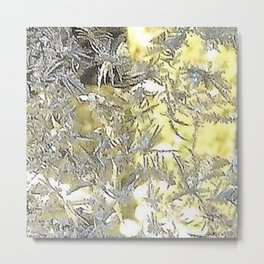 Ice 2 | Glace 2 Metal Print